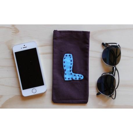 Etui portable ou lunette